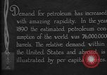 Image of consumption of petroleum United States USA, 1923, second 5 stock footage video 65675050541