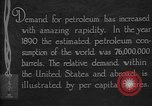 Image of consumption of petroleum United States USA, 1923, second 6 stock footage video 65675050541