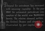 Image of consumption of petroleum United States USA, 1923, second 7 stock footage video 65675050541
