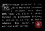 Image of drilling of oil United States USA, 1923, second 12 stock footage video 65675050546