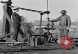 Image of crude oil Oklahoma United States USA, 1923, second 2 stock footage video 65675050548