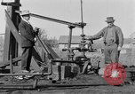 Image of crude oil Oklahoma United States USA, 1923, second 9 stock footage video 65675050548