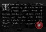 Image of oil field California United States USA, 1923, second 1 stock footage video 65675050549