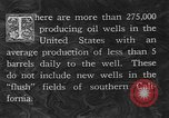 Image of oil field California United States USA, 1923, second 2 stock footage video 65675050549