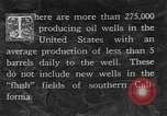 Image of oil field California United States USA, 1923, second 4 stock footage video 65675050549