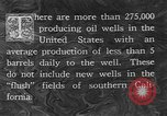 Image of oil field California United States USA, 1923, second 5 stock footage video 65675050549