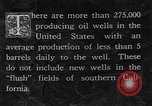 Image of oil field California United States USA, 1923, second 7 stock footage video 65675050549