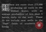Image of oil field California United States USA, 1923, second 8 stock footage video 65675050549