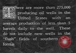Image of oil field California United States USA, 1923, second 10 stock footage video 65675050549