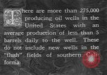 Image of oil field California United States USA, 1923, second 11 stock footage video 65675050549