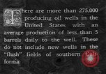Image of oil field California United States USA, 1923, second 12 stock footage video 65675050549