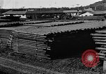 Image of oil camp United States USA, 1923, second 8 stock footage video 65675050550