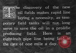 Image of oil pipe line United States USA, 1923, second 3 stock footage video 65675050553