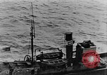 Image of British Fleet English Channel, 1918, second 9 stock footage video 65675050557