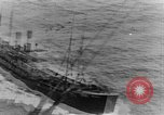 Image of British Fleet English Channel, 1918, second 15 stock footage video 65675050557