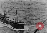 Image of British Fleet English Channel, 1918, second 19 stock footage video 65675050557