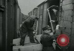 Image of freight trains Russia, 1940, second 10 stock footage video 65675050563