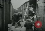 Image of freight trains Russia, 1940, second 11 stock footage video 65675050563