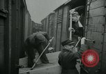 Image of freight trains Russia, 1940, second 12 stock footage video 65675050563