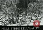 Image of Blackshirt troops Africa, 1940, second 4 stock footage video 65675050569