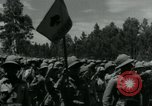 Image of Blackshirt troops Africa, 1940, second 11 stock footage video 65675050569
