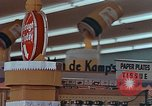 Image of 1950s supermarket in America Yonkers New York USA, 1958, second 9 stock footage video 65675050577