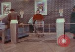Image of Grand Union supermarket 1950s Yonkers New York USA, 1958, second 1 stock footage video 65675050578