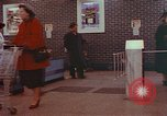 Image of Grand Union supermarket 1950s Yonkers New York USA, 1958, second 4 stock footage video 65675050578