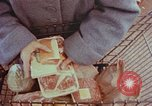 Image of Grand Union supermarket Yonkers New York USA, 1958, second 1 stock footage video 65675050580