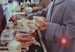 Image of Grand Union supermarket Yonkers New York USA, 1958, second 7 stock footage video 65675050580