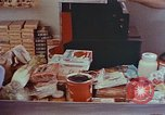 Image of Grand Union supermarket Yonkers New York USA, 1958, second 8 stock footage video 65675050580