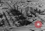 Image of oil wells Iran, 1939, second 7 stock footage video 65675050589