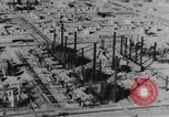 Image of oil wells Iran, 1939, second 8 stock footage video 65675050589