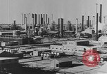 Image of oil wells Iran, 1939, second 10 stock footage video 65675050589