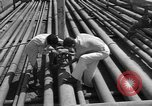 Image of oil pumping station Iran, 1939, second 11 stock footage video 65675050593