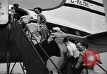 Image of boarding of aircraft Iran, 1939, second 6 stock footage video 65675050594