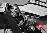 Image of boarding of aircraft Iran, 1939, second 9 stock footage video 65675050594