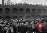 Image of mass gathering Iran, 1939, second 1 stock footage video 65675050595