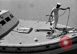 Image of ferry Iran, 1939, second 8 stock footage video 65675050598
