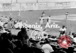 Image of New York Giants Spring training Phoenix Arizona USA, 1954, second 1 stock footage video 65675050608