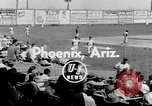Image of New York Giants Spring training Phoenix Arizona USA, 1954, second 2 stock footage video 65675050608