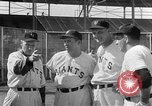 Image of New York Giants Spring training Phoenix Arizona USA, 1954, second 6 stock footage video 65675050608