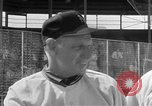 Image of New York Giants Spring training Phoenix Arizona USA, 1954, second 9 stock footage video 65675050608