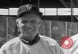 Image of New York Giants Spring training Phoenix Arizona USA, 1954, second 11 stock footage video 65675050608