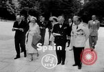 Image of Forrest Sherman Madrid Spain, 1951, second 1 stock footage video 65675050613
