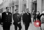 Image of Forrest Sherman Madrid Spain, 1951, second 8 stock footage video 65675050613
