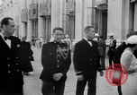 Image of Forrest Sherman Madrid Spain, 1951, second 9 stock footage video 65675050613