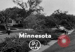 Image of tornado Minnesota United States USA, 1951, second 2 stock footage video 65675050614