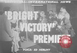 Image of Bright Victory movie premiere Hollywood Los Angeles California USA, 1951, second 2 stock footage video 65675050615