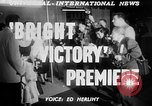 Image of Bright Victory movie premiere Hollywood Los Angeles California USA, 1951, second 6 stock footage video 65675050615